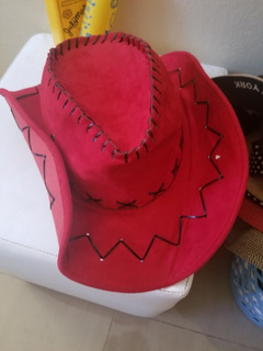 Sombrero Pana Tejido
