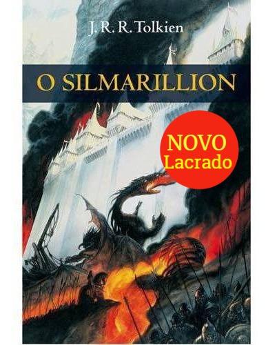 Livro O Silmarillion - Tolkien Lacrado - Para Colecionador