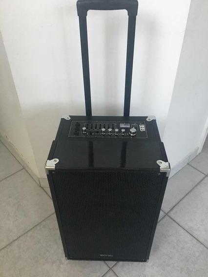Amplificador Y Karaoke Con Micrófono Incluido