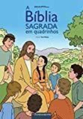 A Biblia Sagrada Em Quadrinhos Toni Matas