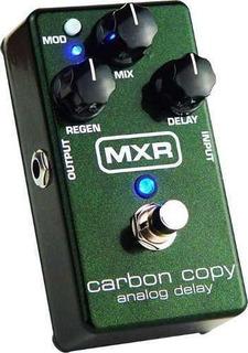 Pedal Delay Análogo Mxr M169 Carbon Copy + Envío + Garantía