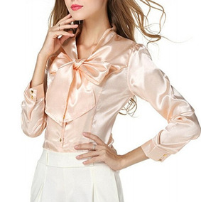 Blusa Camisa Social Moda Feminina Importada