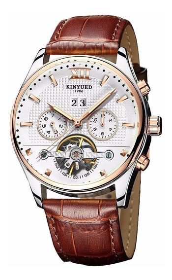Relógio Kinyued Tourbillion Jyd-j010-1