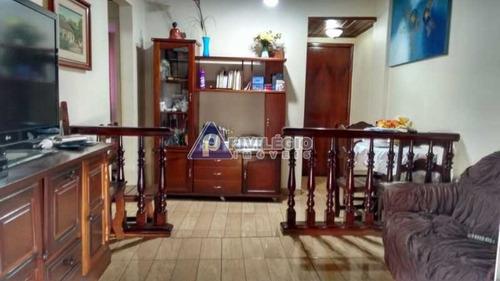 Imagem 1 de 22 de Apartamento À Venda, 2 Quartos, 1 Vaga, Botafogo - Rio De Janeiro/rj - 3350