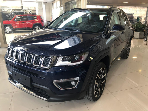 Jeep Compass Limited Plus 4x4 At9 My19 Vtasweb