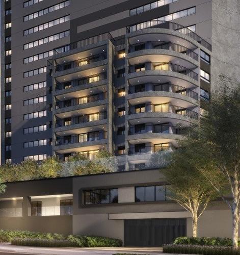 Imagem 1 de 21 de Apartamento Residencial Para Venda, Vila Cordeiro, São Paulo - Ap8033. - Ap8033-inc