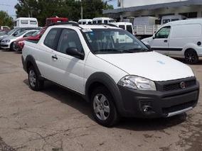Fiat Strada 0km - Todas Las Versiones - Anticipo $47.000 - 2