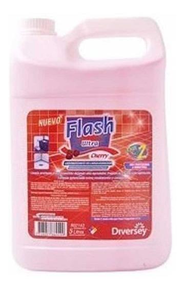 Flash Ultra X 5 Lts (diversey)