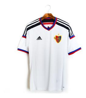 Camisas Masculinas Futebol Fc Basel 2014/15 adidas F80930