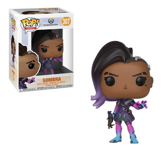 Funko Pop Games Overwatch - Sombra 307. Original Wabro
