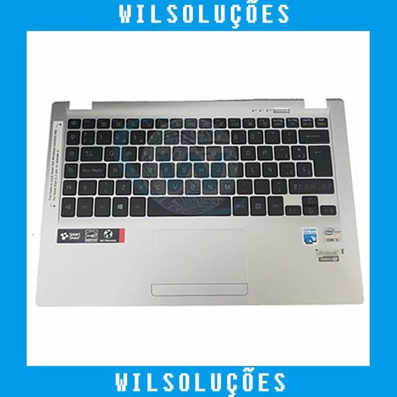Carcaça Base E Teclado Lg Ultrabook U460 - Novo