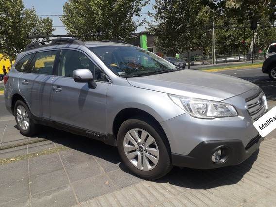 Subaru All New Outback 2.5 Cvt Xs Awd 2016