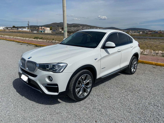Bmw X4 2.0 Xdrive28i X Line At 2017