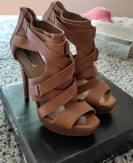 Sandalias Zara Collection (compradas En España) - Nuevas