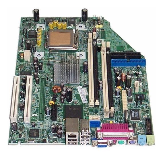Placa Mae Hp Compaq Dc5100 Para Uso Em Pc