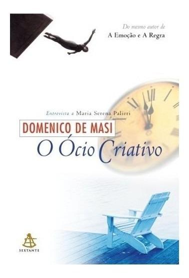 Livro - Ocio Criativo, O