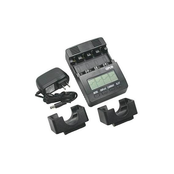 Opus Bt-c2000-set De Carga Ac 100-240v Battery Charger Teste