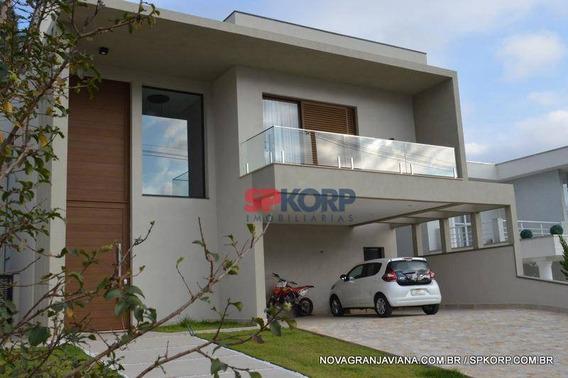 Casa Residencial À Venda, Reserva Santa Maria, Jandira - Ca1760. - Ca1760