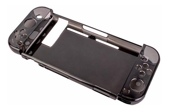 Case Capa Acrílica Para Nintendo Switch