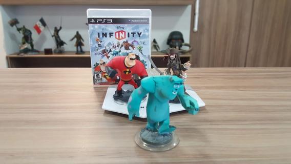 Jogo Disney Infinity 1.0 Kit Inicial - Ps3 - Original