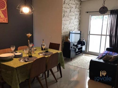 Apartamento Com 3 Dormitórios À Venda, 103 M²  Vila Homero Thon - Santo André/sp - Ap2381
