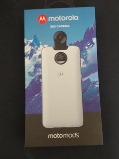 Moto Mod Camara 360