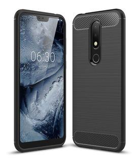 Funda Para Todos Los Nokia 7.1 6.1 Plus 5.1 Plus 3.1 Plus Nokia 1 5 6 7 + Regalo