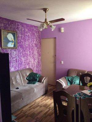 Apartamento Em Condomínio Alvorada I, Valinhos/sp De 49m² 2 Quartos À Venda Por R$ 210.000,00 - Ap220566