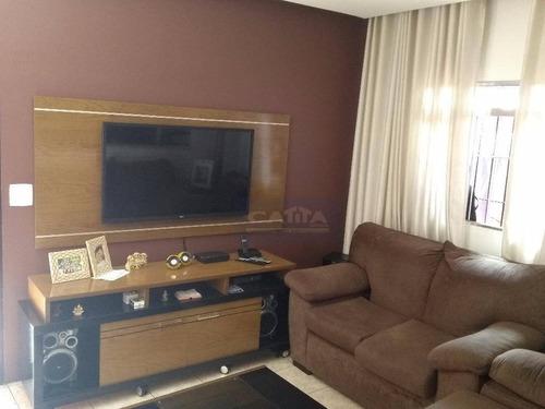 Imagem 1 de 30 de Sobrado Com 5 Dormitórios À Venda, 173 M² Por R$ 550.000,00 - Aricanduva - São Paulo/sp - So13748