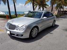 Mercedes Benz E350 Elegance 2009 Plata