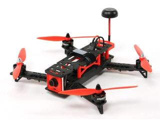 Drone Racer De Carrera Kingkong Fpv 260 / 250 Camara 1000tvl