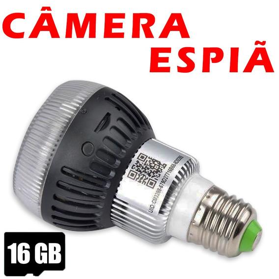 Micro Escuta Camera Fotografica Camuflada Espia Pequena De