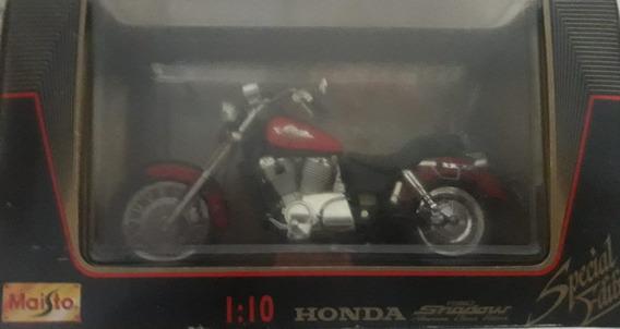 Moto Honda Shadow Vt1100 C2 1/10 Maisto