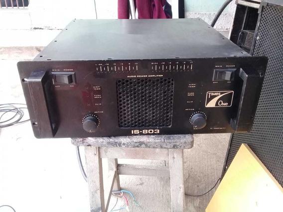 Potência Timesone 803 Is 5000 Rms