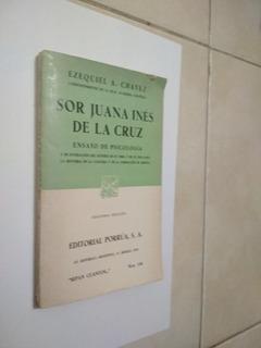 Sor Juana Ines De La Cruz Ensayo De Psicologia