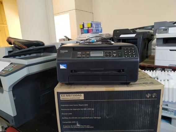 Equipo Multifunción Panasonic Kxmb1500