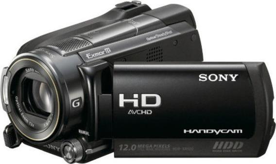 Super Camera Filmadora Sony Xr 550v