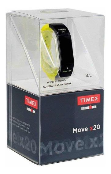 Pulseira Relógio Timex Ironman Move X20 Digital Esportivo