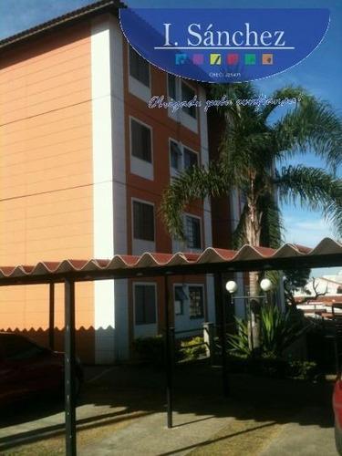 Apartamento Para Venda Em Itaquaquecetuba, Jardim Ikes, 2 Dormitórios, 1 Banheiro, 2 Vagas - 694_1-663640
