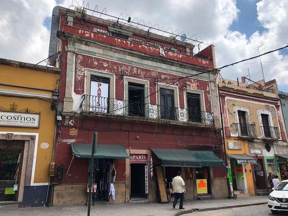 Edificio Comercial Ideal Para Hotel O Locales Guanajuato Centro.