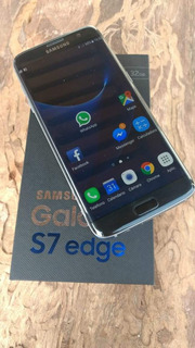 Samsung S7 Edge Libre De Fabrica Impecable