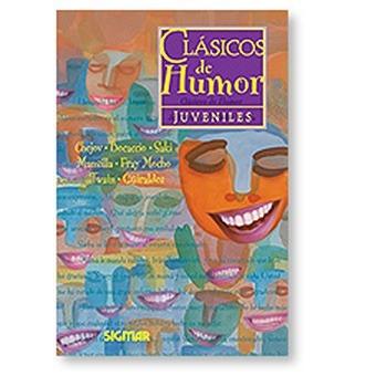 Clásicos De Humor Colección Clásicos Juveniles