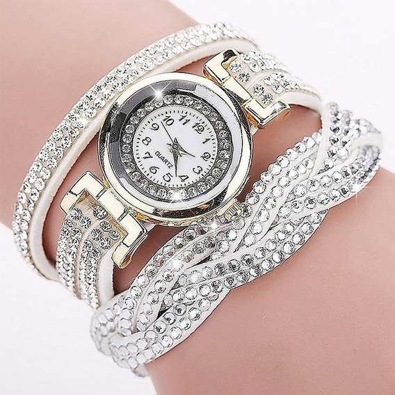 Relógio Feminino ( Consultar Cor E Modelo) Lindos. Promoção