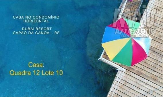Casa De Praia Para Venda Em Capão Da Canoa, 4 Dormitórios, 4 Suítes, 1 Banheiro, 2 Vagas - Svc00013_2-947758