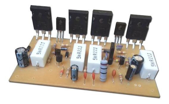 Modulo Aplificador Mosfet 250w Rms +/-50 A +/-65 Volt