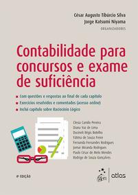 Contabilidade Para Concursos E Exame De Suficiencia - Atlas