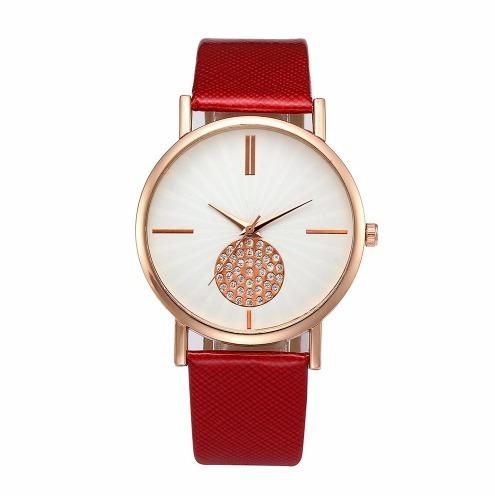 Relógio Feminino Rose Gold Importado Barato Promoção Atacado