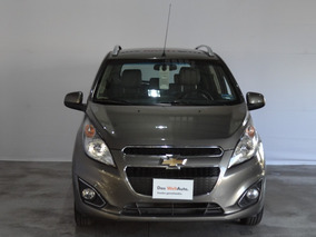 Chevrolet Spark Ltz 2017 (1436)
