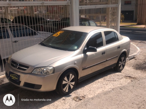 Chevrolet Astra Sedan 2005 2.0 Comfort Flex Power 4p