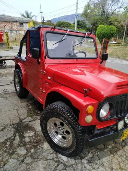Suzuki 1982 Lj 80
